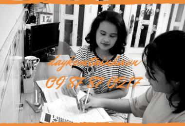 Giáo viên dạy kèm môn Văn tại quận Bình Tân