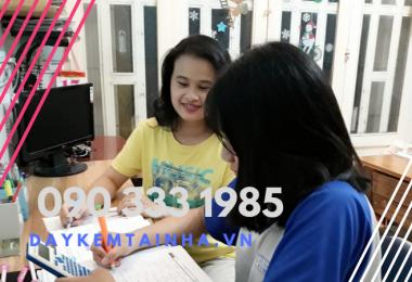 Giáo viên dạy kèm môn Văn tại quận Tân Bình