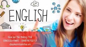 Tìm giáo viên dạy tiếng Anh ở đâu?